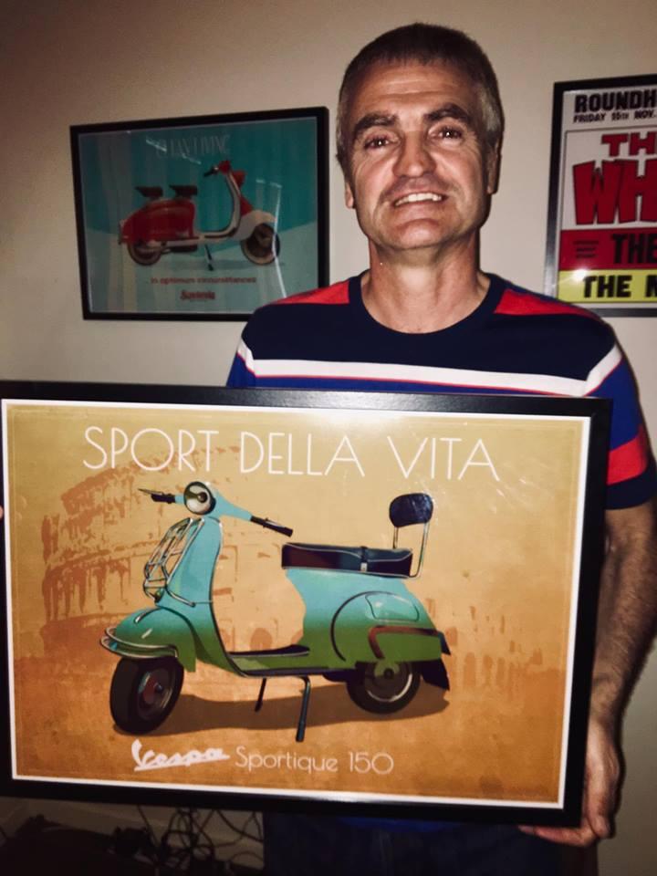 billy-scooterola-retro-poster-vespa-gs-sport-della-vita-colosseum-italian-scooter